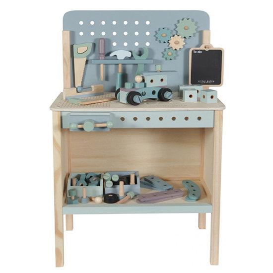 Little Dutch Workbench 48-pieces - Little Dutch