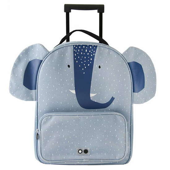Trixie Baby Reiskoffer trolley Mrs Elephant Bear Trixie