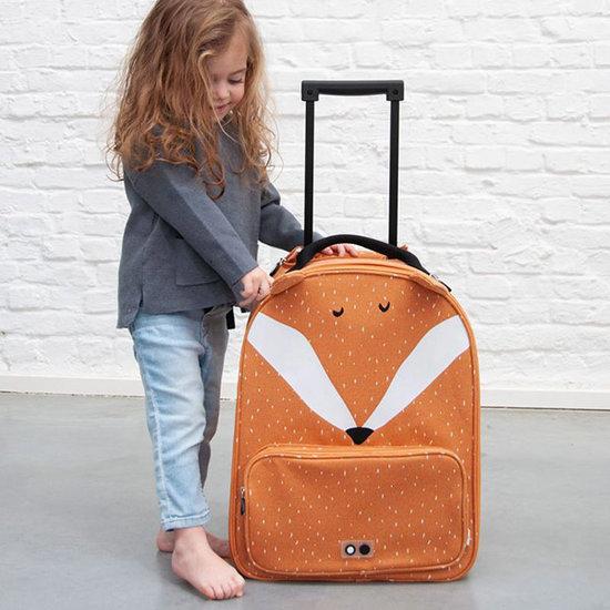 Trixie Baby Valise trolley de voyage M. Renard - Trixie