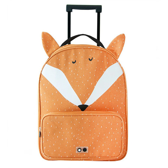 Trixie Baby Suitcase trolley Mr. Fox Trixie