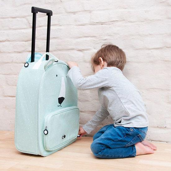 Trixie Baby Suitcase trolley Mr. Polar Bear Trixie