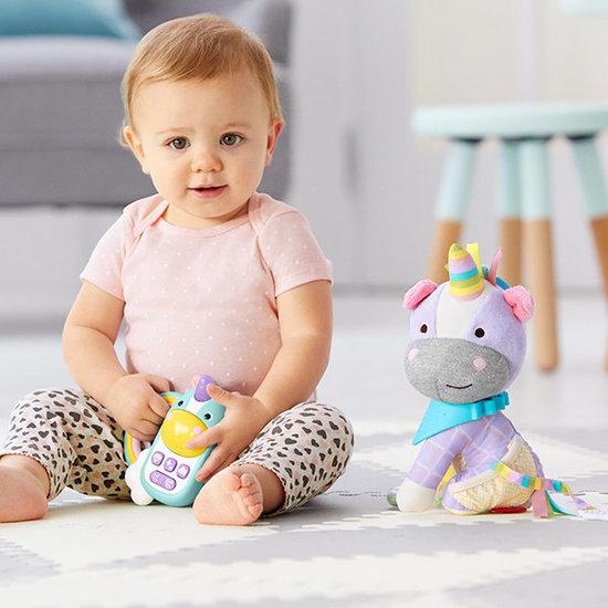 Skip Hop Speelgoed telefoon Zoo Unicorn Phone - Skip Hop