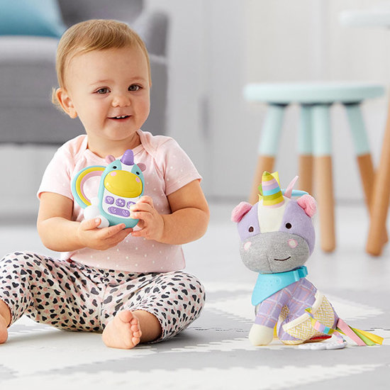 Skip Hop Toy phone Zoo Unicorn Phone - Skip Hop