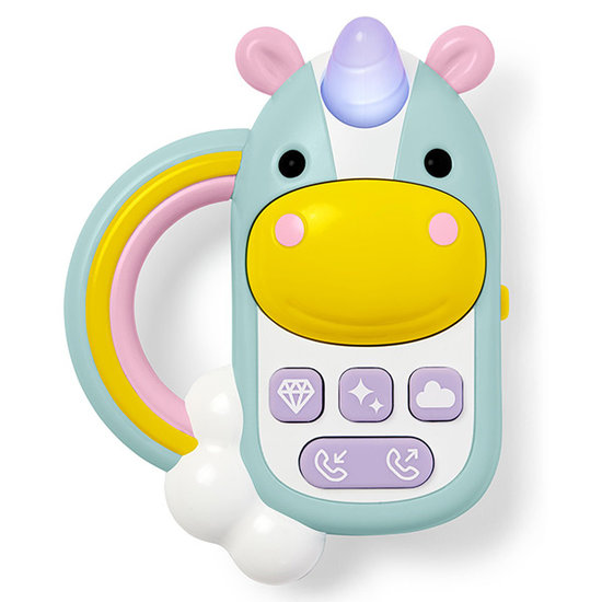 Skip Hop Spieltelefon Zoo Unicorn Phone - Skip Hop