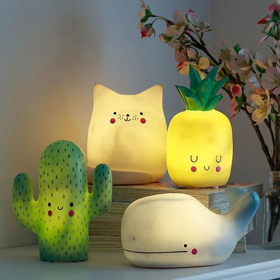 Disaster Designs Veilleuse mini cactus kawaii Disaster Designs