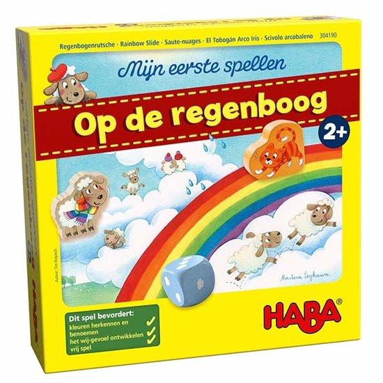 Haba Brettspiel Regenbogenrutsche - Haba