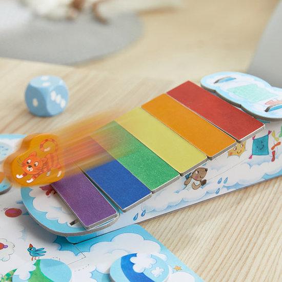 Haba Gezelschapsspel Op de regenboog - Haba