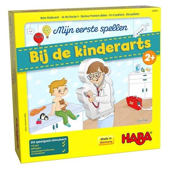 Haba Lernspiel Beim Kinderarzt - Haba