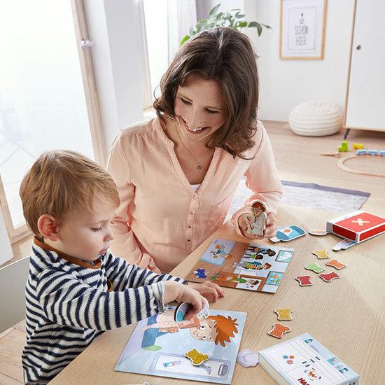 Haba Leerspel Bij de kinderarts - Haba