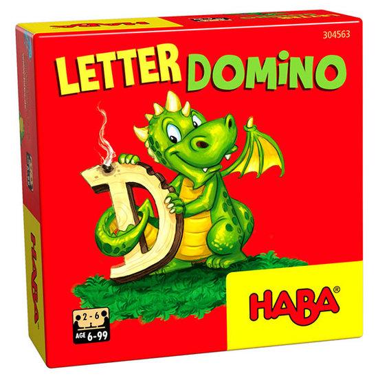 Haba Leerspel Letterdomino - Haba