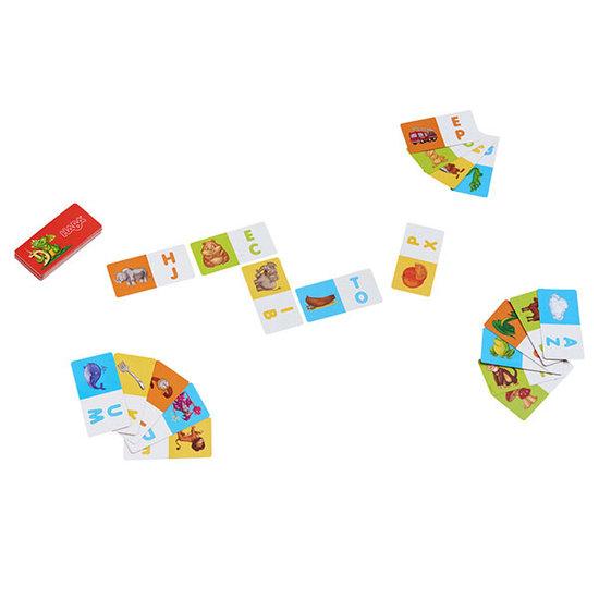 Haba Lernspiel Buchstaben-Domino - Haba