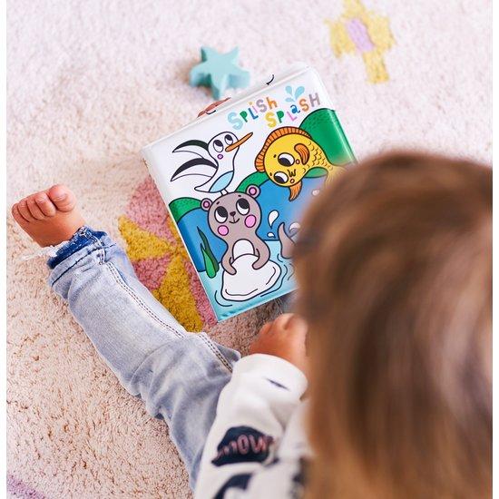 Petit Monkey Bath book Sea - Petit Monkey