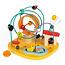 Janod speelgoed Kralenbaan Looping Kip & Co - Janod