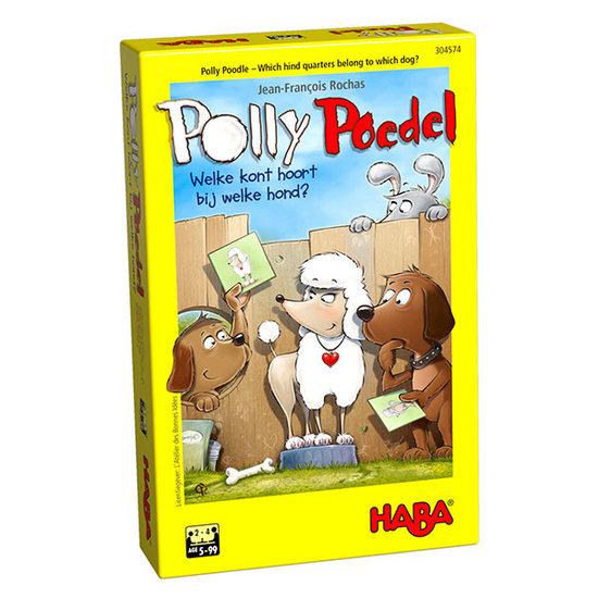 Haba Gezelschapsspel Polly Poedel - Haba
