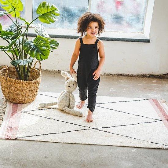 Tapis Petit Carpet Etnic Pink 120 x 170 cm - Tapis Petit