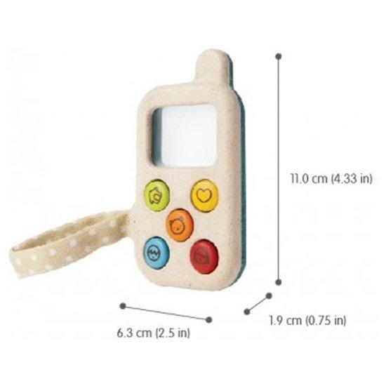 Plan Toys Speelgoed telefoon Mijn eerste telefoon Plan Toys