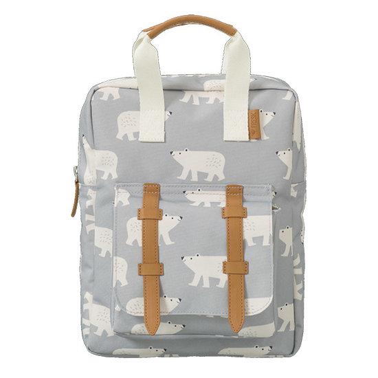 Fresk Backpack polar bear - Fresk