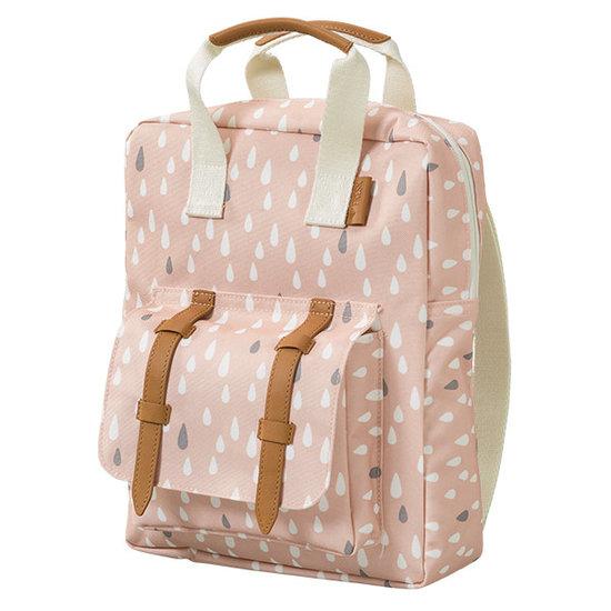 Fresk Kinderrucksack Drops Pink - Fresk