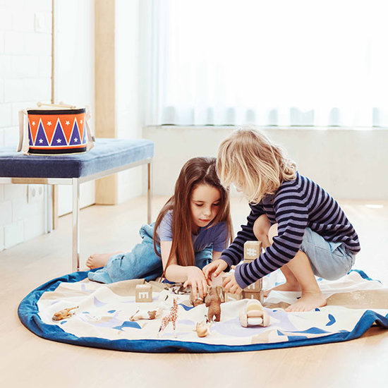 Play and Go Speelmat en opbergzak Circus - Play and Go