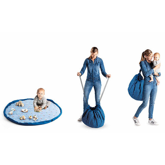Play and Go Play mat - storage bag Air Balloon Soft - Play and Go