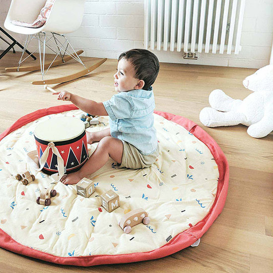 Play and Go Speelmat - opbergzak Icons Soft - Play and Go