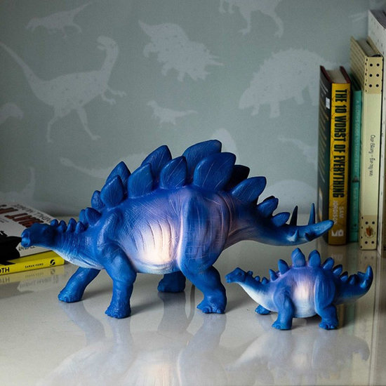Disaster Designs Dino Lampe Stegosaurus - Disaster Designs