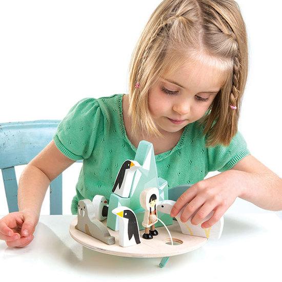 Tender Leaf Toys Balance game Polar Circle - Tender Leaf Toys