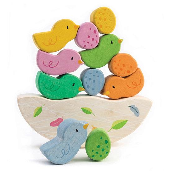 Tender Leaf Toys Balansspel baby birds - Tender Leaf Toys