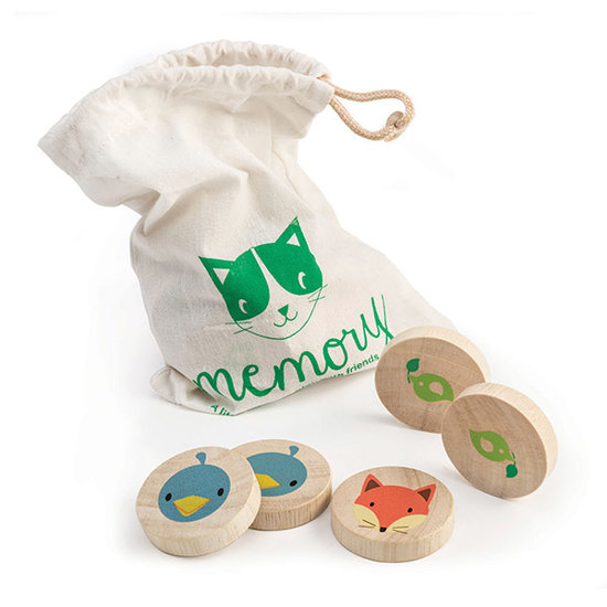 Tender Leaf Toys Memory game Clever Cat - Tender Leaf Toys