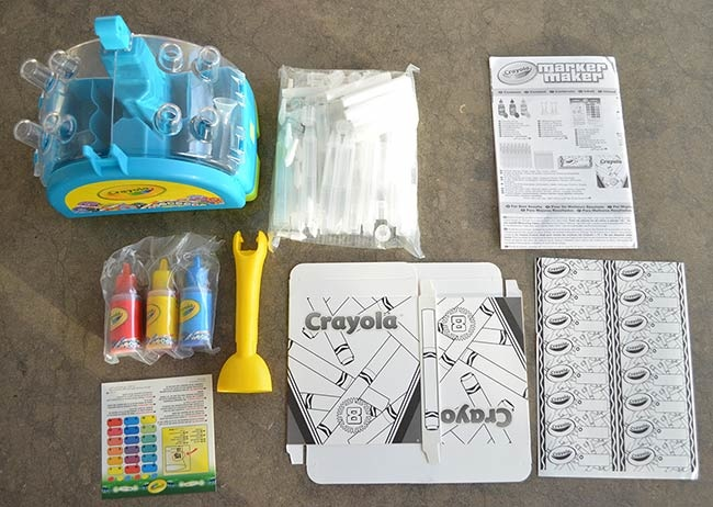 Crayola stiften maker set