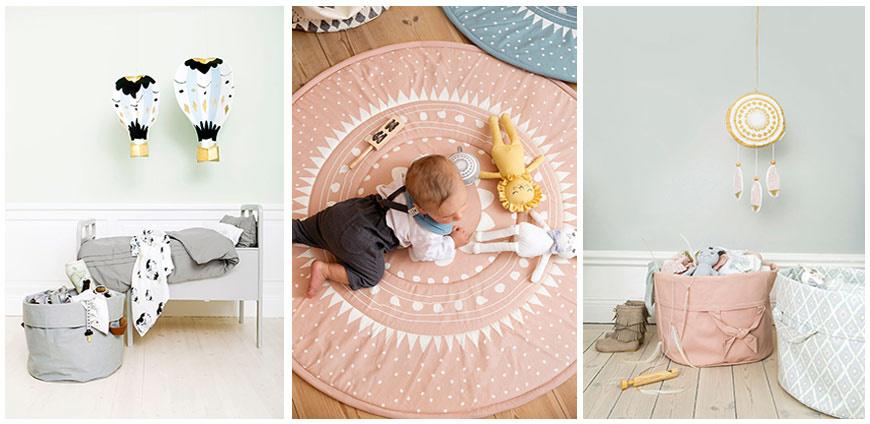 Kinderkamer inrichting en decoratie