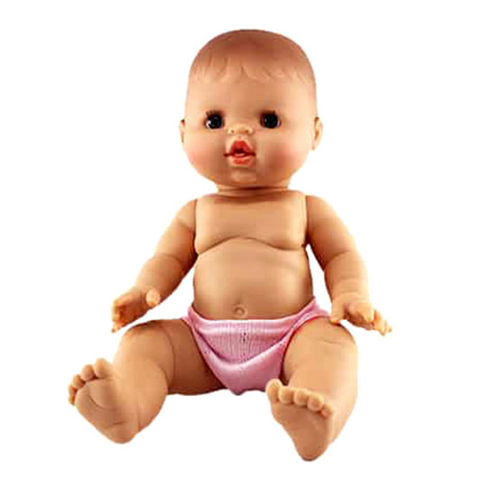 Paola Reina  door Minikane Babypop meisje Europees - Paola Reina