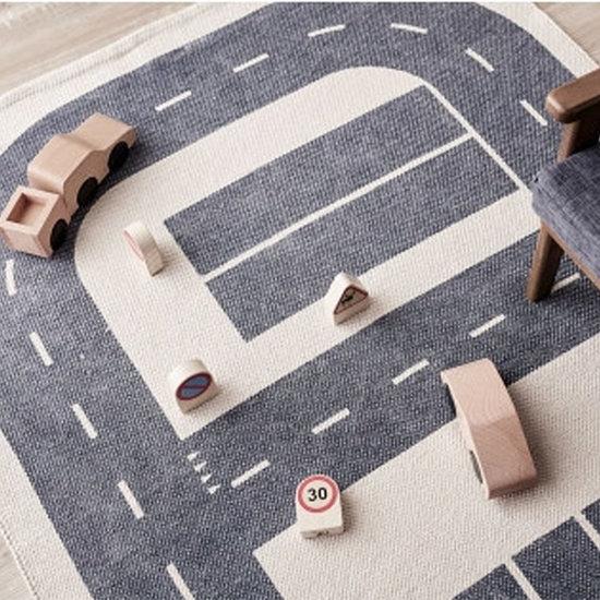 Kid's Concept Verkeersborden set van 10 - Kids Concept