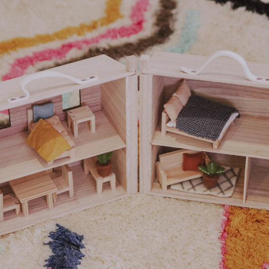 Olli Ella Maison de poupée lit simple - Olli Ella