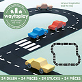 Waytoplay road - highway 24 pcs