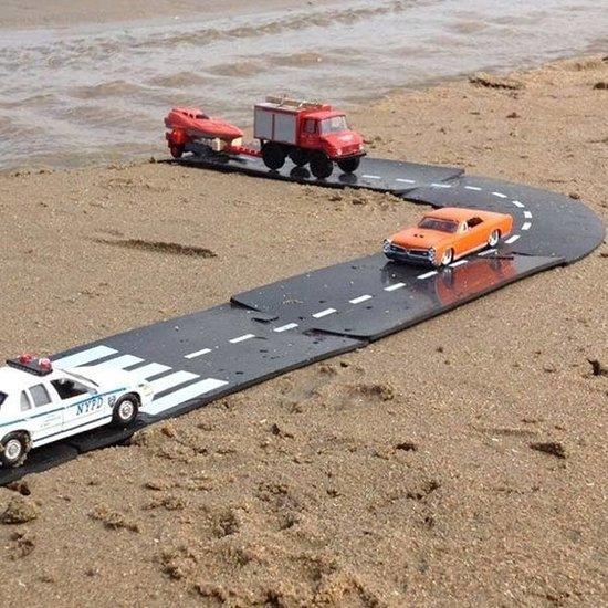 Waytoplay Waytoplay autobaan 40 delig - King of the road