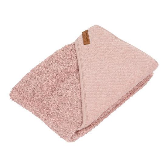 Little Dutch Kapuzenhandtuch - Pure Pink