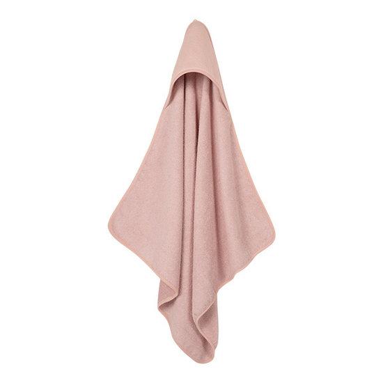 Little Dutch Badcape - Pure Pink