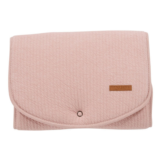 Little Dutch Changing Pad Comfort - Pure Pink