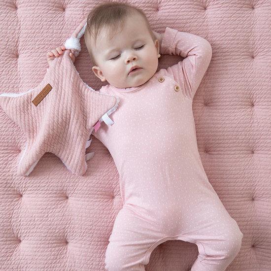 Little Dutch Boxkleed 80 X 100 - Pure Pink