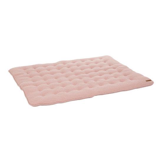 Little Dutch Little Dutch boxkleed 80 x 100 - Pure pink