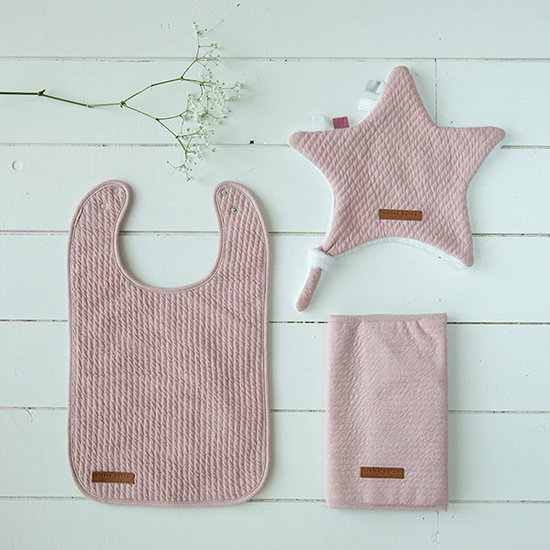Little Dutch Schnullertuch - Pure Pink