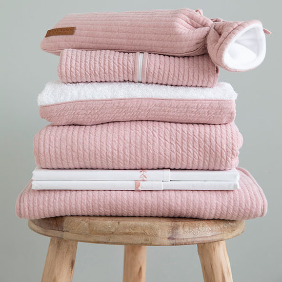 Little Dutch Sac de couchage hiver - Pure pink