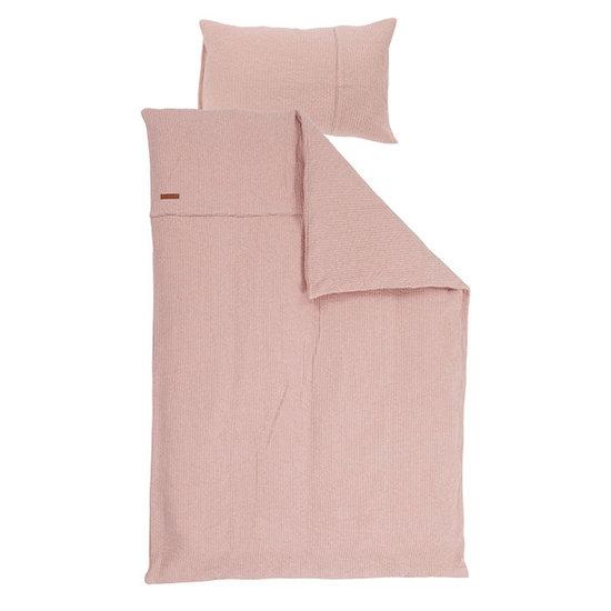 Little Dutch Einzel-Bettbezug - Pure pink