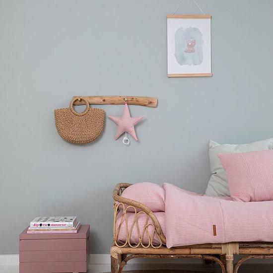 Little Dutch Spannbetttuch - Pure pink