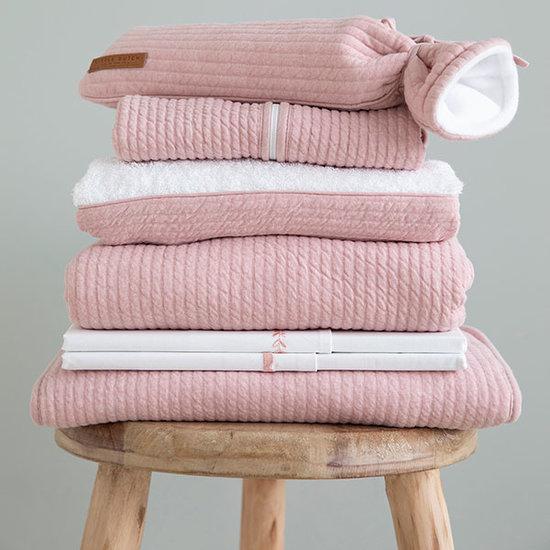 Little Dutch Couverture de lit pure & soft - Pure pink