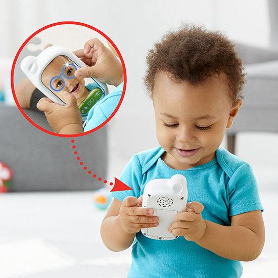 Skip Hop Toy phone - Selfie phone - Skip Hop