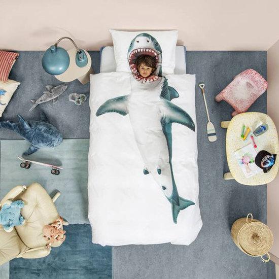 Snurk beddengoed Housse de couette requin - Snurk