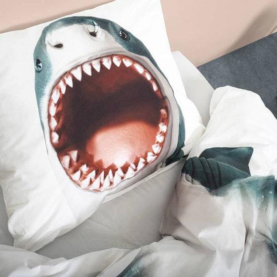 Snurk beddengoed Dekbedovertrek haai - Snurk