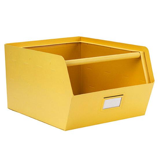 Kidsdepot Aufbewahrungsbox Original yellow - Kindsdepot